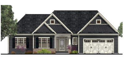 Southern View Estates - Floor Plan 1