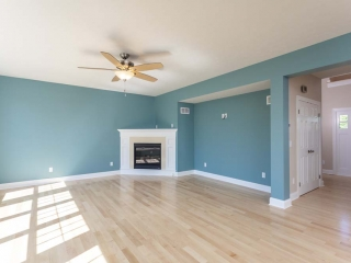 Living Room and Foyer